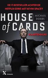 House of cards kaartenhuis, Michael Dobbs, Paperback