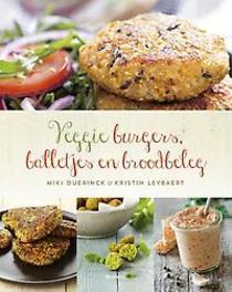 Veggie burgers, balletjes en broodbeleg Leybaert, Kristin, Paperback