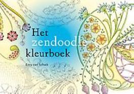 Het zendoodle-kleurboek Emy van Schaik, Paperback