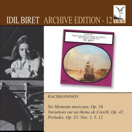 ARCHIVE EDITION VOL.12:RA IDIL BIRET, CD