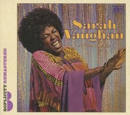 A TIME IN MY LIFE SARAH VAUGHAN, CD