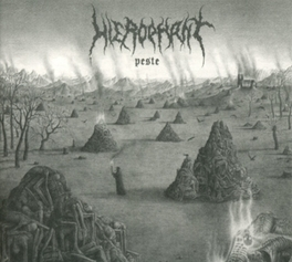 PESTE HIEROPHANT, CD