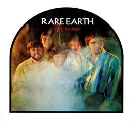 GET READY *2ND LP FOR DETROIT, MICHIGAN, BLUES ROCKERS* RARE EARTH, CD