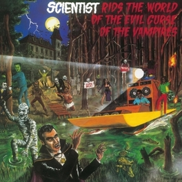 RIDS THE WORLD OF THE.. .. EVIL CURSE OF THE VAMPIRES SCIENTIST, Vinyl LP
