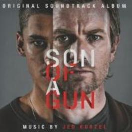 SON OF A GUN JED KURZEL OST, CD
