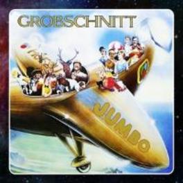 JUMBO -ENGLISH VERSION- 2014 REMASTER GROBSCHNITT, CD