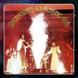SOLAR MUSIC -LIVE/REMAST- GROBSCHNITT, CD