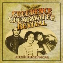 FILLMORE WEST 04-07-71 CREEDENCE CLEARWATER REVI, CD