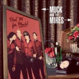 DIAL M FOR MUCK MUCK & THE MIRES, CD