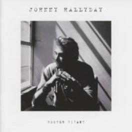 RESTER VIVANT JOHNNY HALLYDAY, CD
