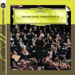 NEW YEAR'S CONCERT IN VIE WIENER PHILHARMONIKER/HERBERT VON KARAJAN Audio CD, J. STRAUSS, CD