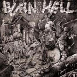 MONKEY BONES BURN IN HELL, CD