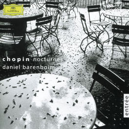 NOCTURNES W/DANIEL BARENBOIM Audio CD, F. CHOPIN, CD