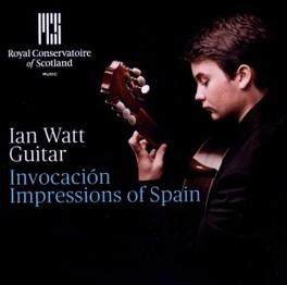 GUITAR:INVOCACION/IMPRESS IAN WATT, CD