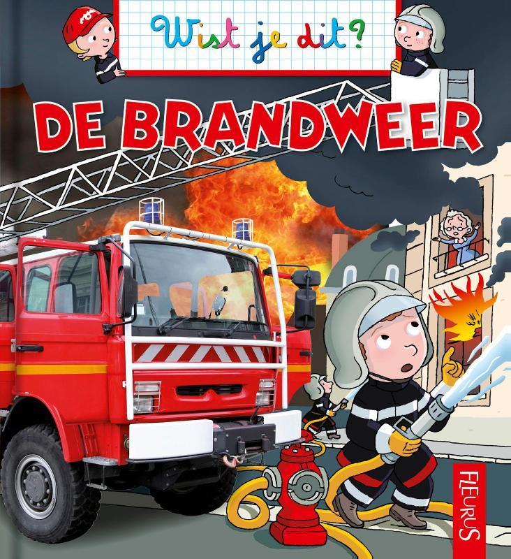 De brandweer Emmanuelle Lepetit, Hardcover