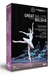 GREAT BALLETS FROM THE BO