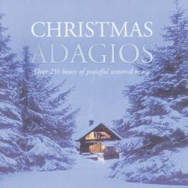 CHRISTMAS ADAGIOS W/ST MARTIN IN THE FIELDS CHOIR, VIENNA BOYS CHOIR Audio CD, V/A, CD