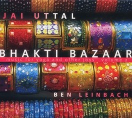 BHAKTI BAZZAAR-MORE.. .. MUSIC FOR YOGA AND OTHER UTTAL, JAY & BEN LEINBACH, CD