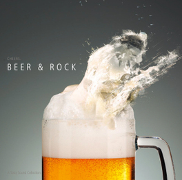 TASTY SOUND.. .. COLLECTION:BEER & ROCK V/A, CD