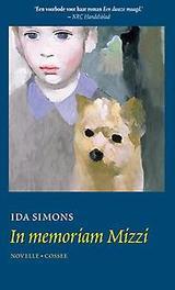 In memoriam Mizzi novelle, Ida Simons, Hardcover