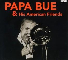 PAPA BUE & HIS AMERICAN.. .. FRIENDS PAPA BUE'S VIKING JAZZBAN, CD