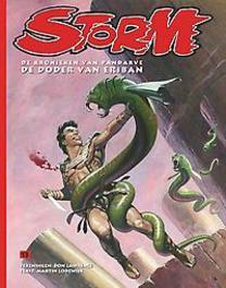 De doder van eriban: 13 STORM, Martin Lodewijk, Paperback