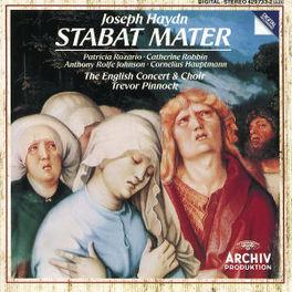 STABAT MATER ENGLISH CONCERT/PINNOCK Audio CD, J. HAYDN, CD