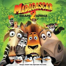 MADAGASCAR 2 -ESCAPE TO.. .. AFRICA/INCL. 2 VIDEOS Audio CD, OST, CD