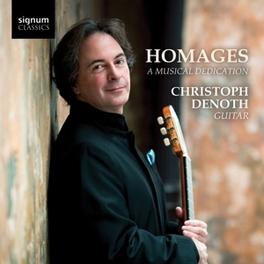 HOMAGES - A MUSICAL DIREC CHRISTOPH DENOTH, CD