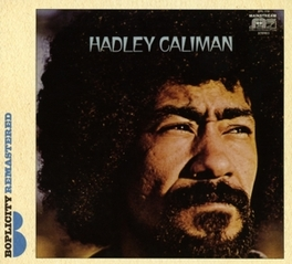 HADLEY CALIMAN 1971 ALBUM BY SANTANA SIDEMAN HADLEY CALIMAN, CD