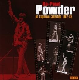 KA-POW! * UN EXPLOSIVE COLLECTION 1967-68 * POWDER, CD