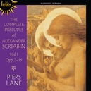 COMPLETE PRELUDES VOL.1 PIERS LANE