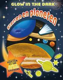 Sterren en planeten glow in the dark, Stott, Carole, Hardcover