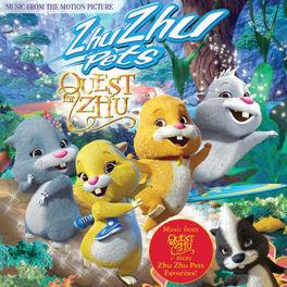ZHU ZHU PETS-QUEST FUR.. .. ZHU OST, CD