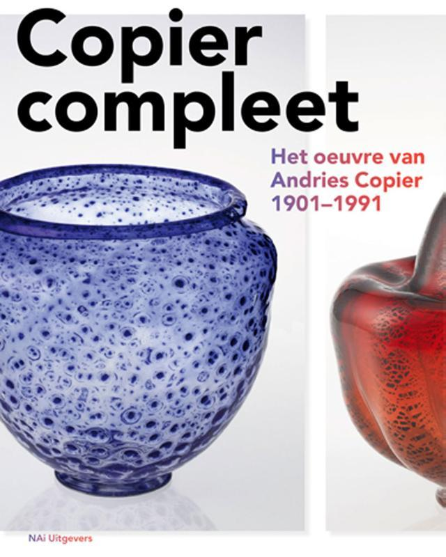 Copier compleet het oeuvre van A.D. Copier 1901-1991, Temminck, Joan, Paperback