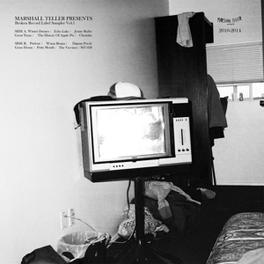 BROKEN RECORD LABEL.. .. SAMPLER VOL.1, MARSHALL TELLER PRESENTS... V/A, LP