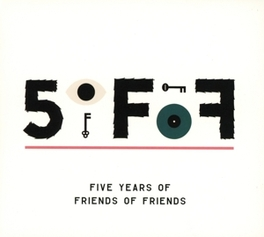 50FOF: FIVE YEARS OF V/A, CD