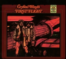 FIRST FLIGHT -LTD- LIMITED TO 500 COPIES CRYSTAL WINDS, CD