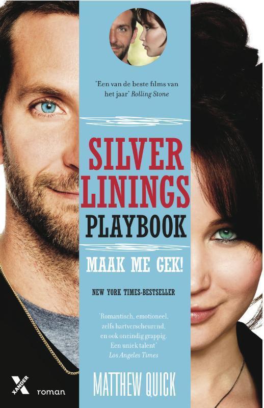 Maak me gek! silver linings playbook, Matthew Quick, Paperback
