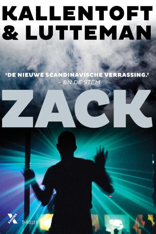 Zack Mons Kallentoft, Paperback