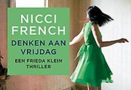Denken aan vrijdag Nicci French, Paperback