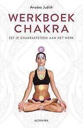 Werkboek chakra zet je chakrasysteem aan het werk, Judith, Anodea, Paperback