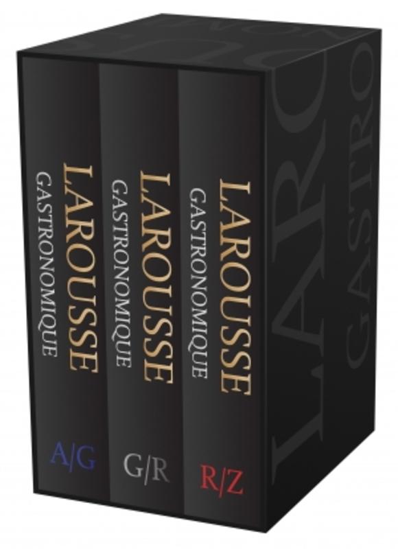 Larousse gastronomique Robuchon, Joël, Hardcover