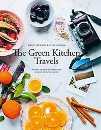 The green kitchen travels David Frenkiel, Hardcover
