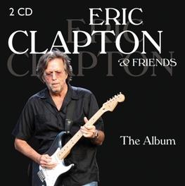 ERIC CLAPTON - THE ALBUM BLACKLINE SERIES ERIC CLAPTON, CD