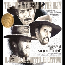 GOOD, THE BAD & THE UGLY ENNIO MORRICONE, CD