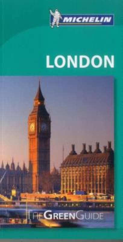 Michelin Green Guide London Michelin Travel & Lifestyle, Paperback