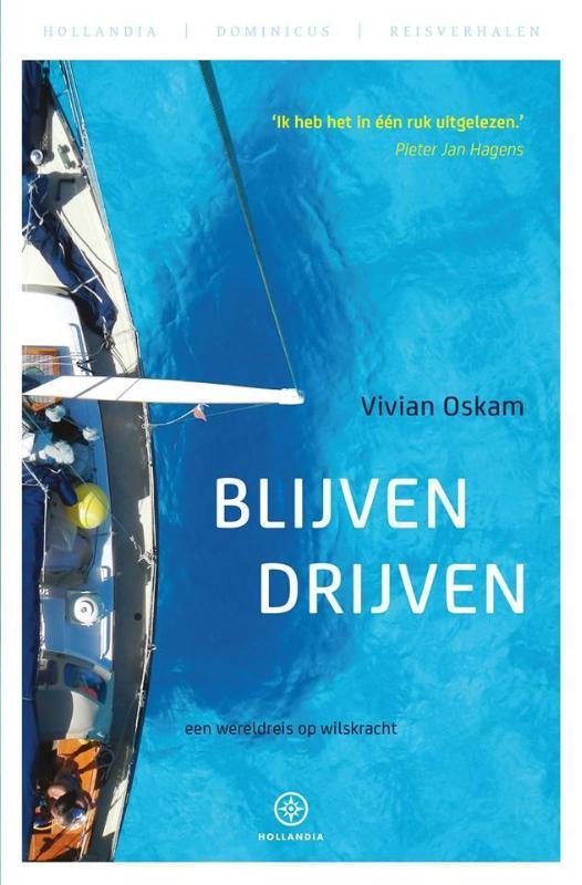 Blijven drijven Vivian Oskam, Paperback
