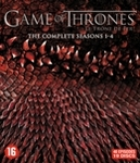 GAME OF THRONES S1-4