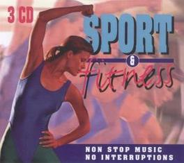 MUSIC FOR SPORT&FITNESS DISCO WORKOUT/DETROIT SOUND WORKOUT/ABBA WORKOUT Audio CD, V/A, CD